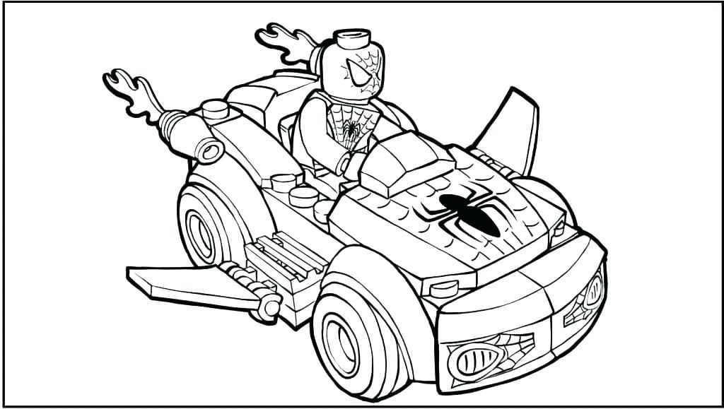 Printable Spiderman Coloring Pages Easy And Fun In 2020 Spiderman Coloring Avengers Coloring Pages Lego Coloring