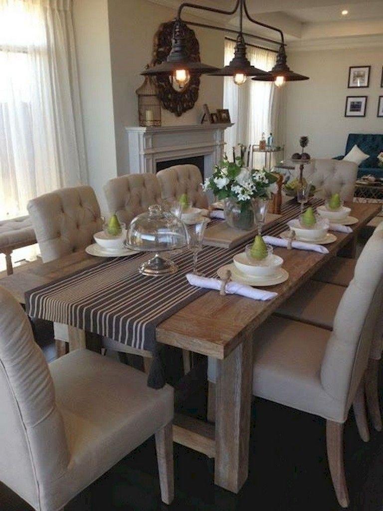 30++ Elegant farmhouse dining table Tips