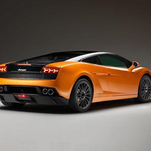 Lamborghini galardo bicolore