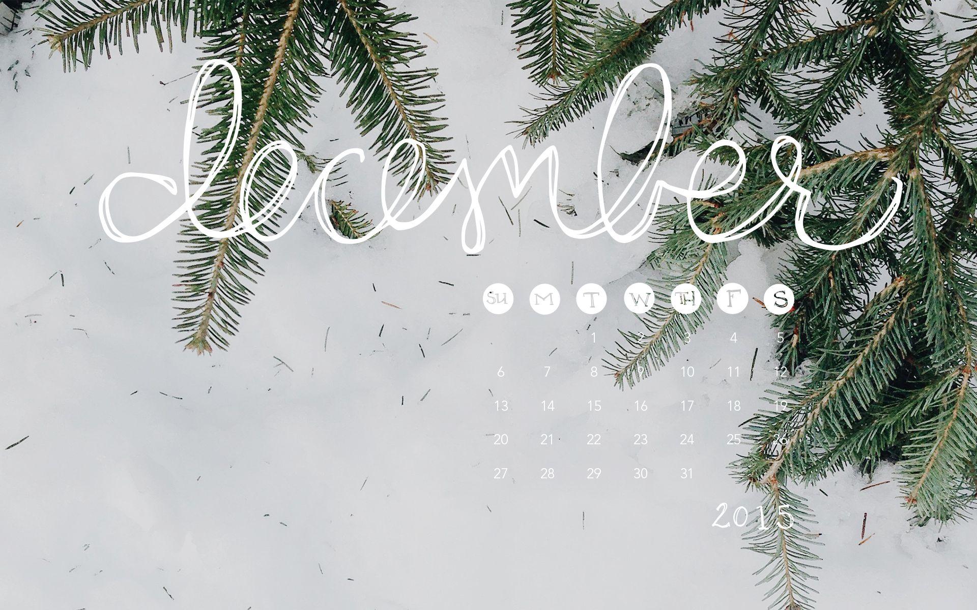 December 2015 Desktop Wallpaper — Sea of Atlas … (With