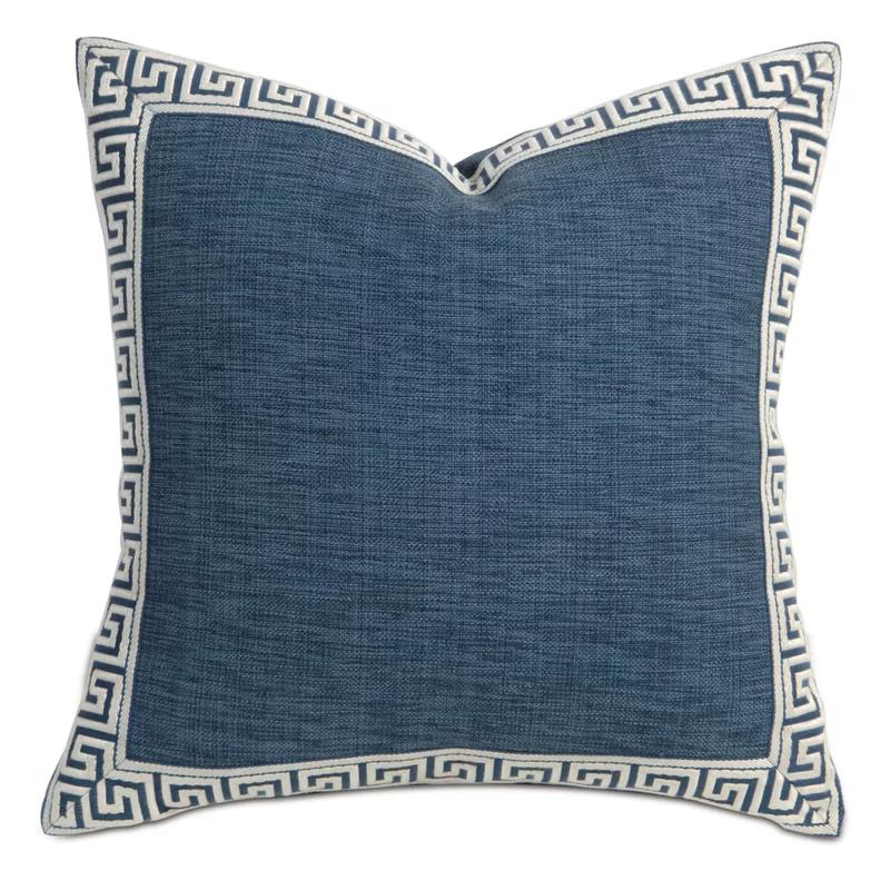 Barclay Butera Square Pillow Cover Insert Geometric Throw Pillows Throw Pillows Geometric Throws
