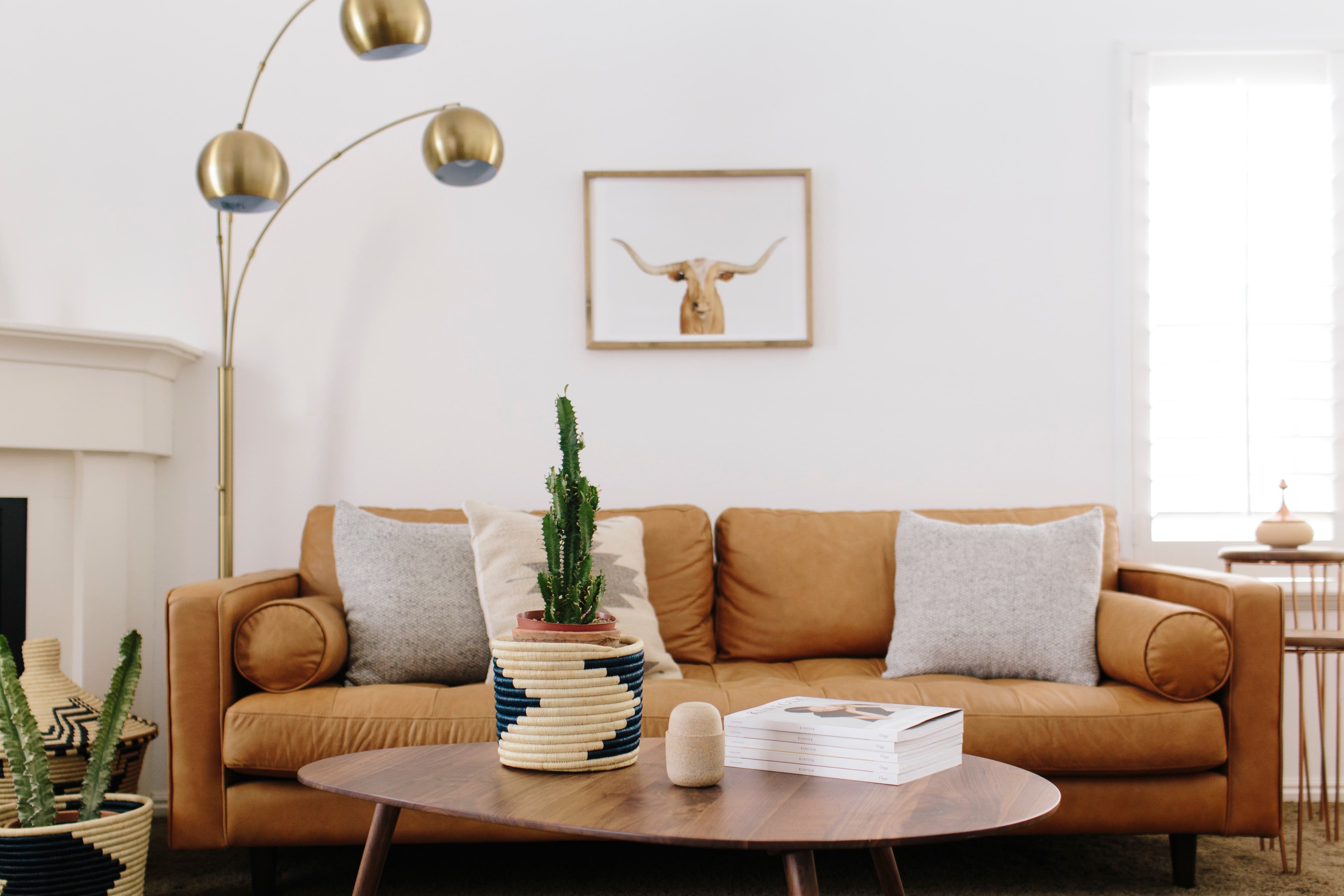 The citizenry style edit living room refresh u the citizenry