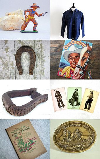 The Lucky Star Roundup with #EPSTEAM by pj on Etsy--Pinned with TreasuryPin.com