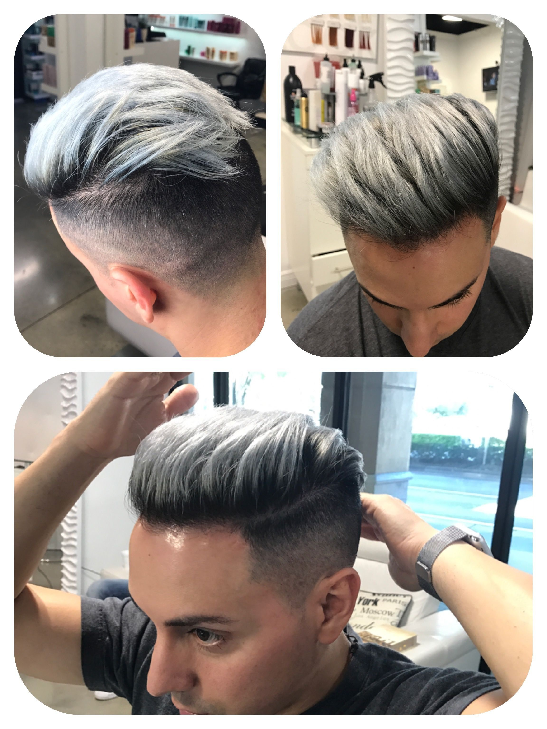 Big Volume Quiff Mens Haircut And Hairstyle 2018 Best Hair Style