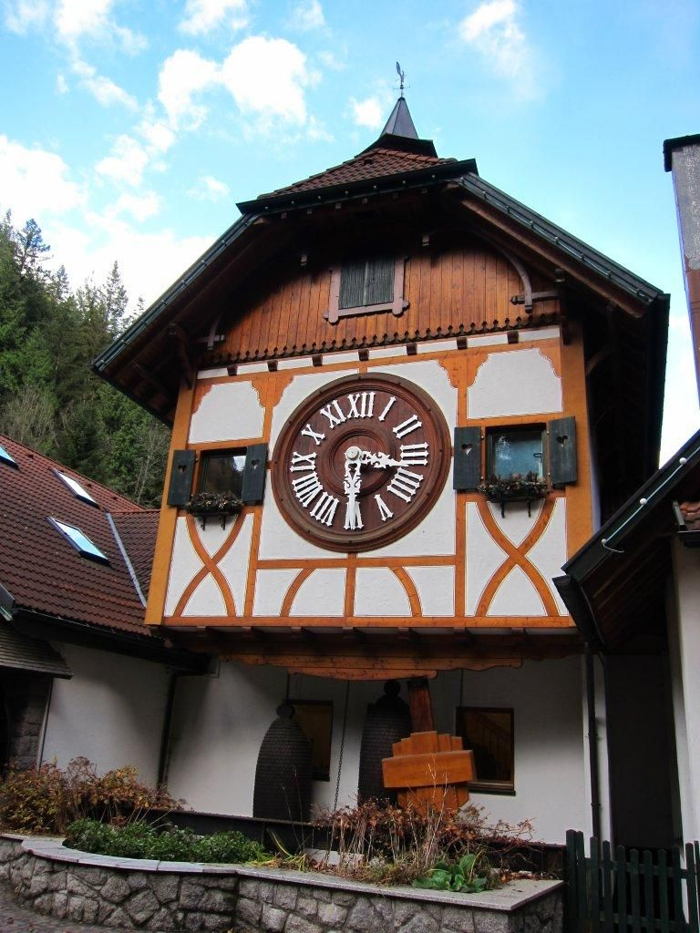 World S Largest Coo Coo Clock Triberg Germany Been