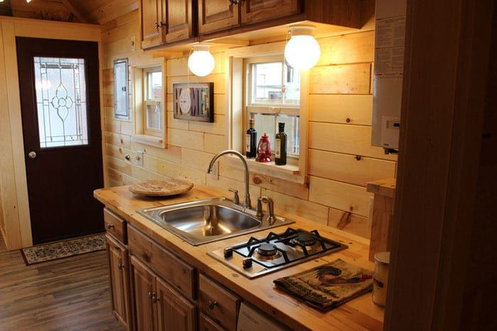 17 Best Tiny House Kitchen And Small Design Ideas