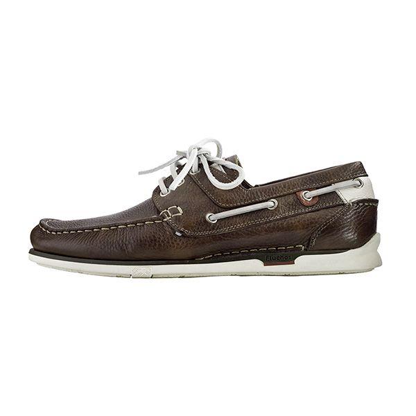nuevo baratas buena calidad variedad de diseños y colores NAUTICOS FLUCHOS Poseidon 7625 Tabaco | Zapatos Fluchos ...