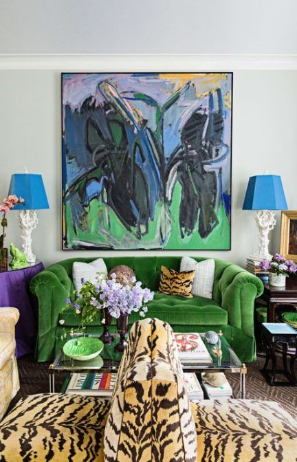 18 Best Ideas living room green couch jewel tones images