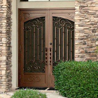 Security Doors Custom Security Screen Doors Steel