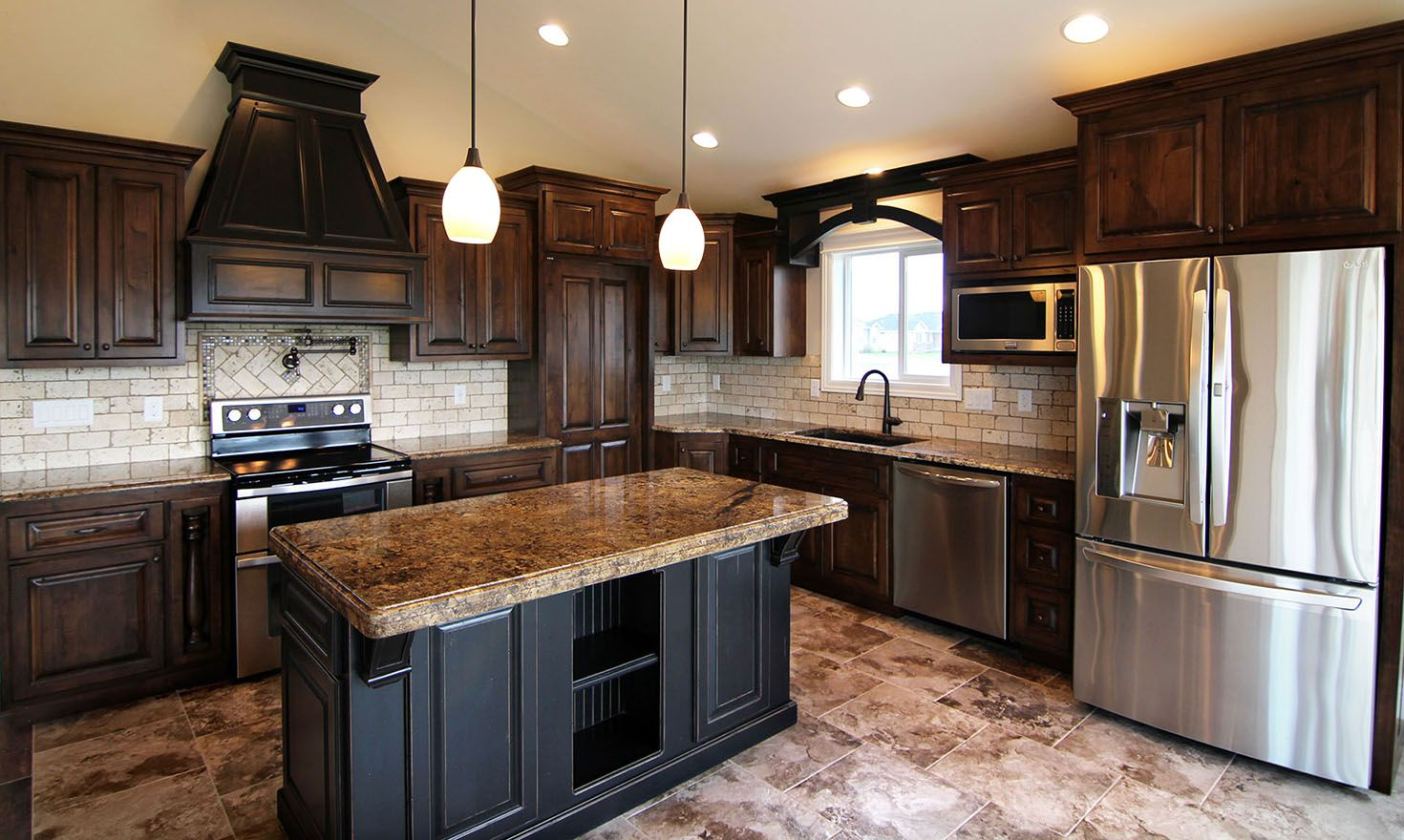 Get your dream kitchen with Custom Cabinets & Design. This ...