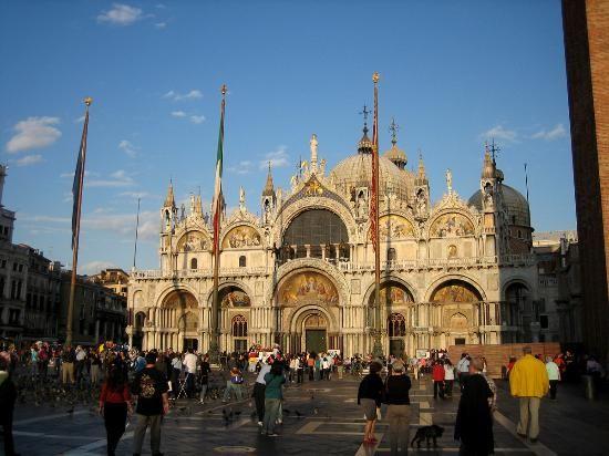 Saint Mark S Basilica Basilica Di San Marco Venice Attractions Saint Mark S Basilica Trip Advisor