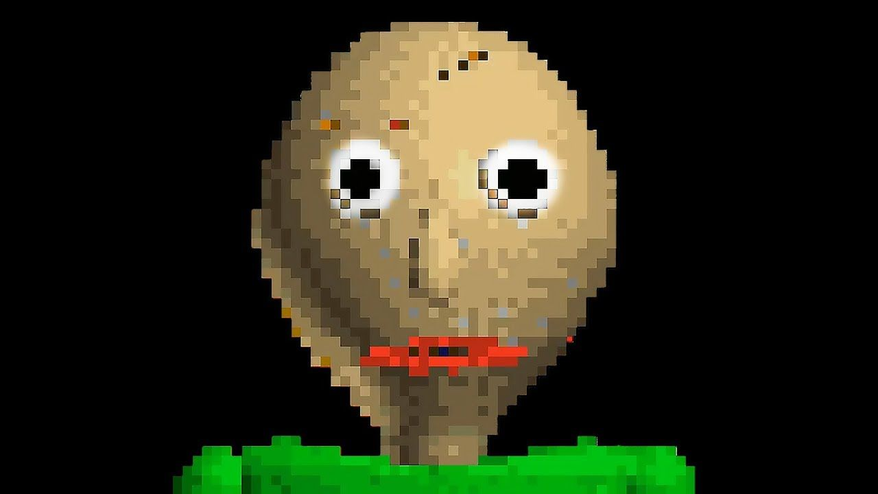 Baldi S Basics Full Game Scary Games Full Games Fan Picture