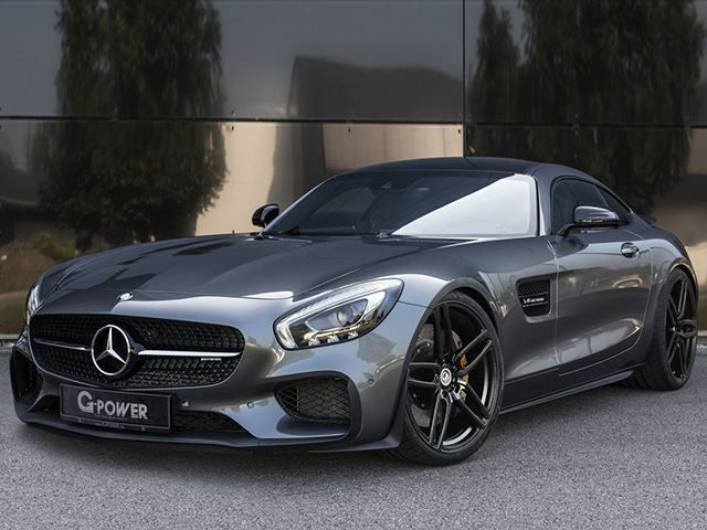Genial G Power Beats AMG To Black Series GT With 610 HP Mercedes AMG