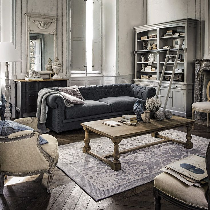 meubles d co d int rieur classique chic maisons du monde id es pour la maison. Black Bedroom Furniture Sets. Home Design Ideas