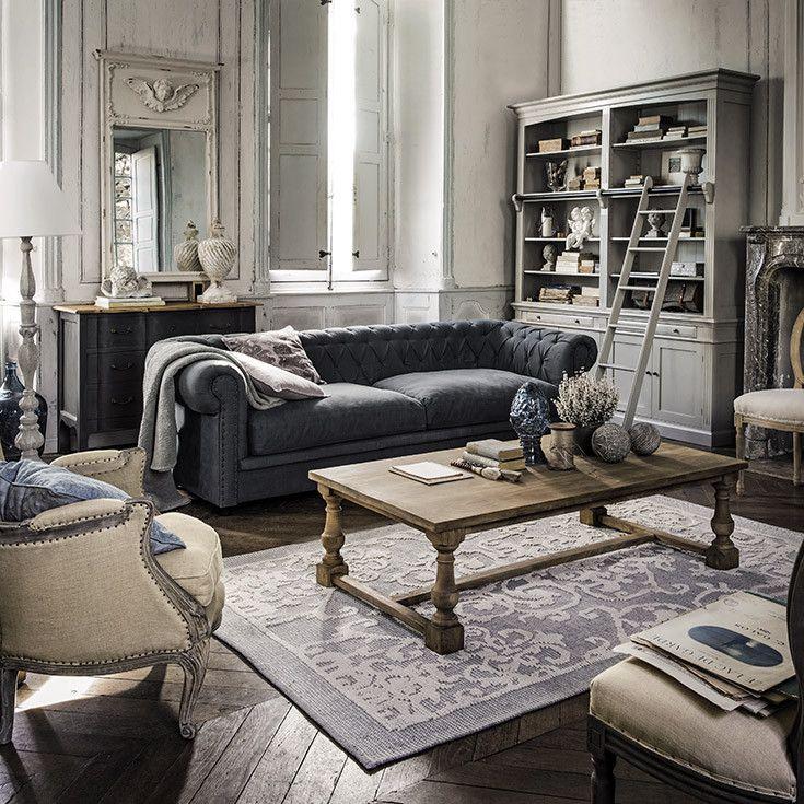 meubles deco d interieur classique chic maisons du monde