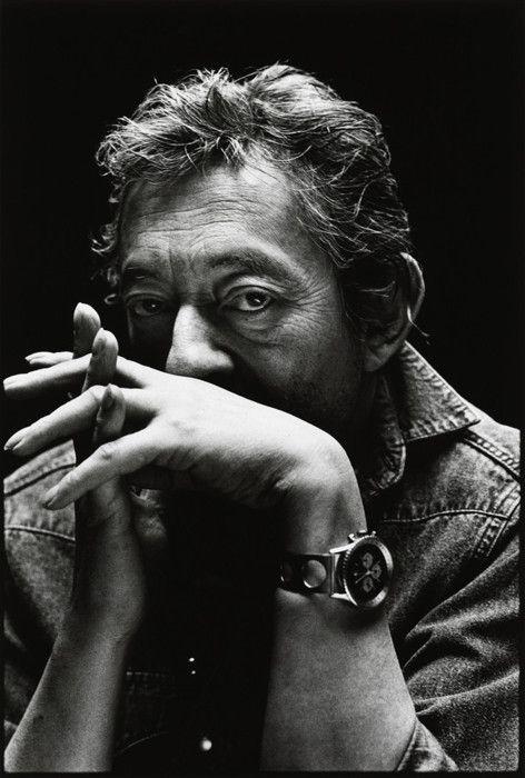 Gainsbourg par Nigel Parry