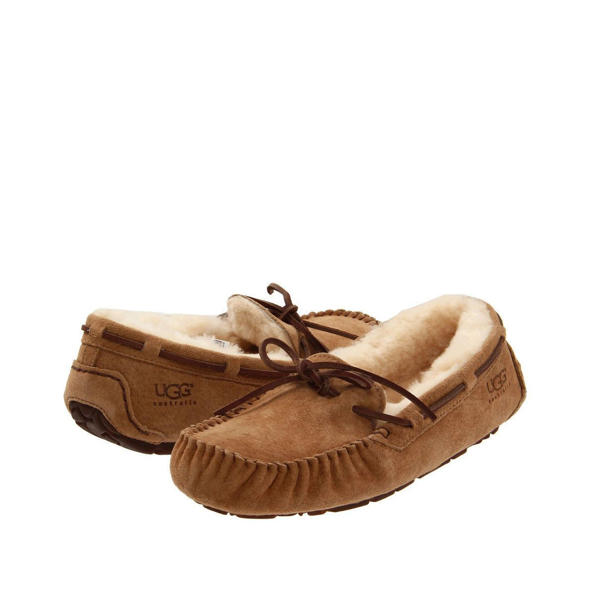 03c087c3fad Women'S Shoes Ugg Dakota Moccasin Slippers 5612 Chestnut 5 6 7 8 9 ...