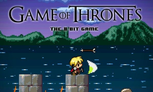 Game of Thrones Retro 8 Bit Oyunu | SIFIRYUZ.com | Dijital Erkek Magazini