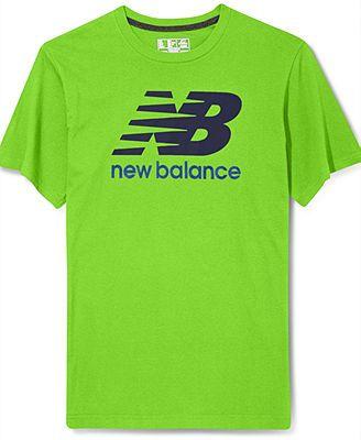 new balance maglietta