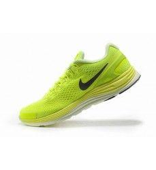 prix le plus bas 21bcd 19051 Nike Chaussures de Running Lunarglide 4 Homme Fluo ...