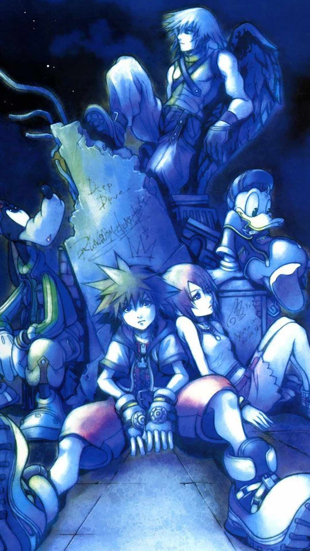 20 Kingdom Hearts 3 Phone Wallpaper Backgrounds For Free Download