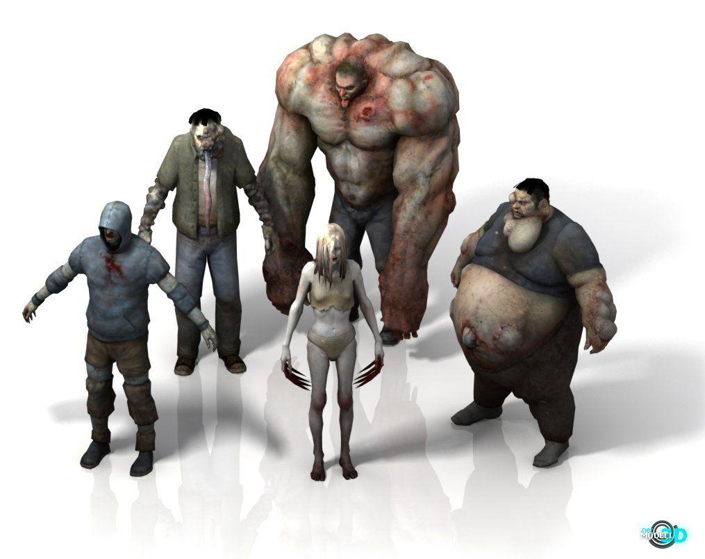 скачать игру про зомби Left 4 Dead 3 - фото 2