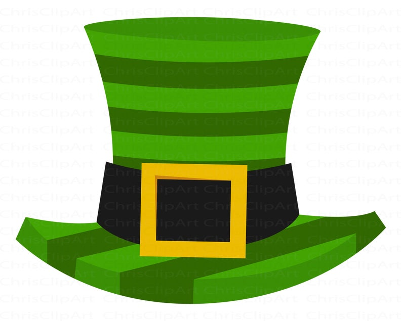 St Patricks Svg Leprechaun Hat Clipart Leprechaun Svg Top Etsy In 2021 Leprechaun Hats St Patricks Day Clipart Leprechaun
