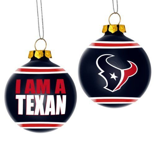 Houston Texans Christmas Ornaments and Decorations | The Shopping ...