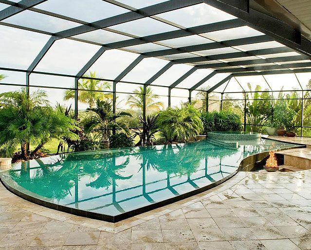 Screen Enclosures American Pools Spas Vero Beach