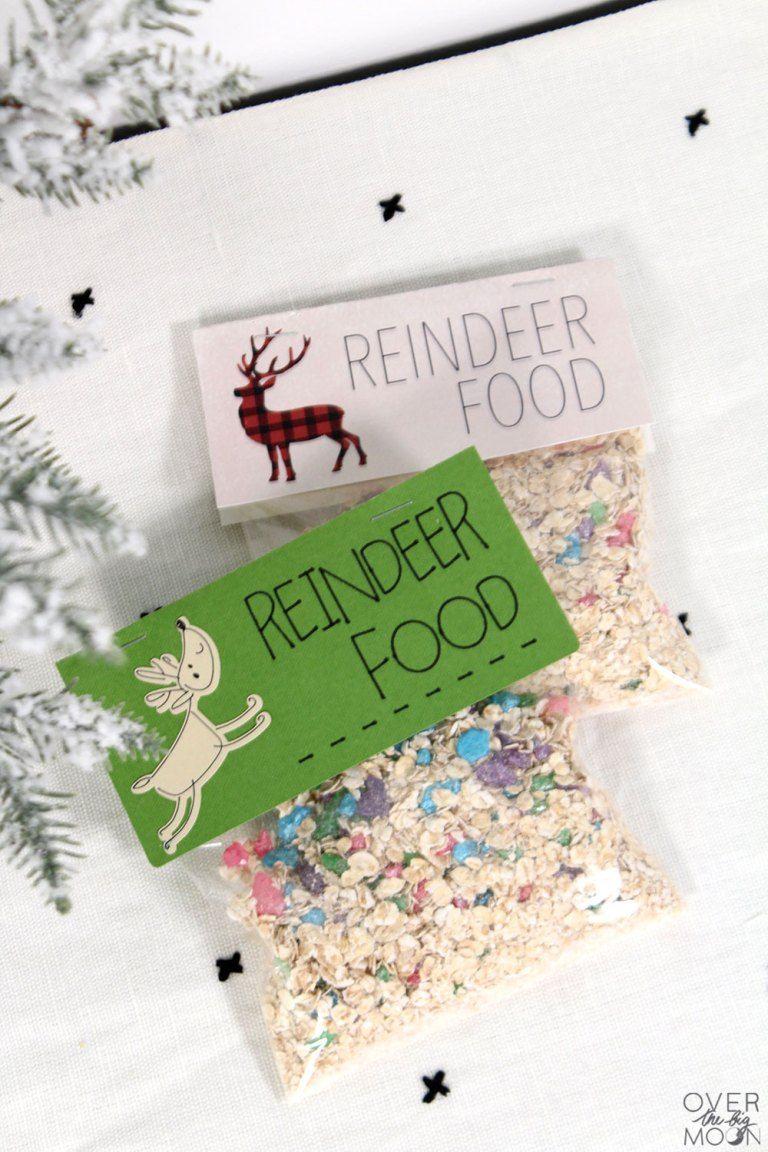 Magic Reindeer Food Recipe - Over the Big Moon #reindeerfoodrecipe