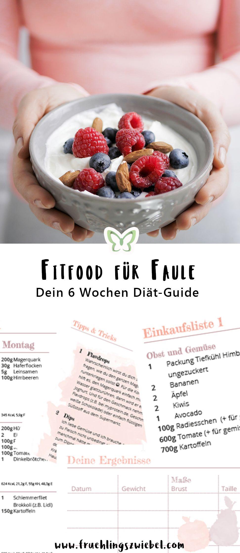Ernahrungplan Zum Abnehmen 6 Wochen Diat Programm Fur Frauen