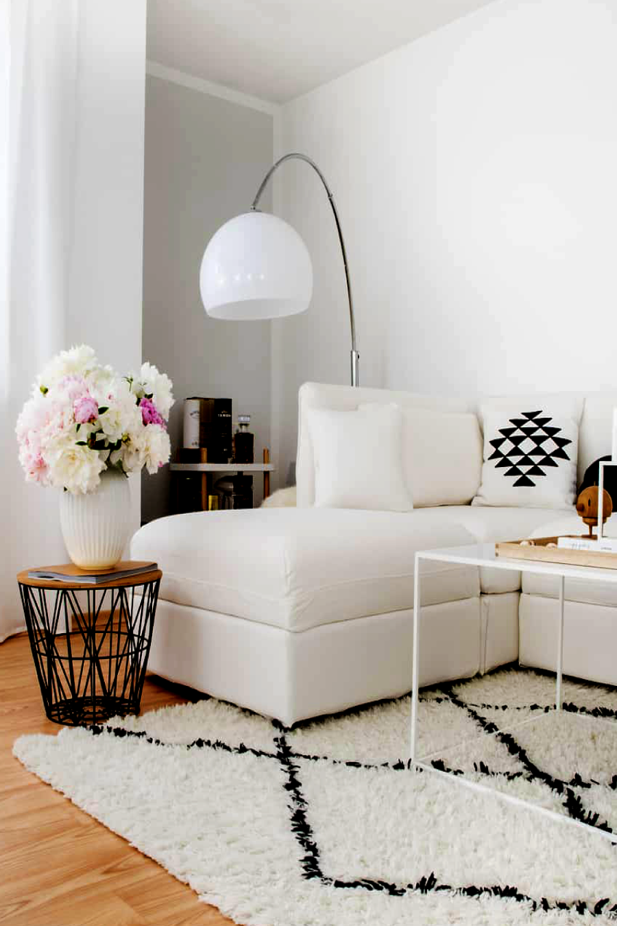 Ikea Vallentuna Sectional Sofa With Chaise In Gaia White Stark White Cotton Sofa Slipcovers By Comfort Vallentuna Living Room White Sectional Sofa With Chaise