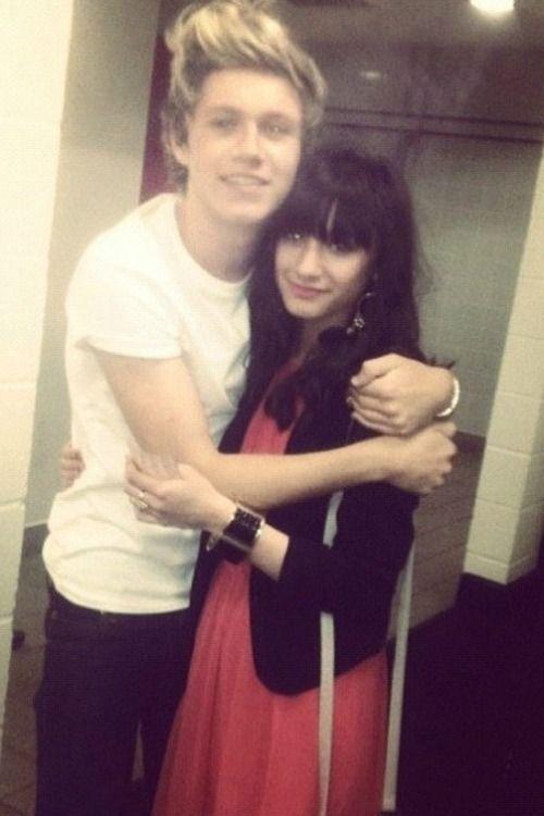 La sorella di Zayn con Niall