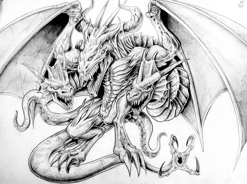 фото эскизы картинки драконов картинки всемирным днем