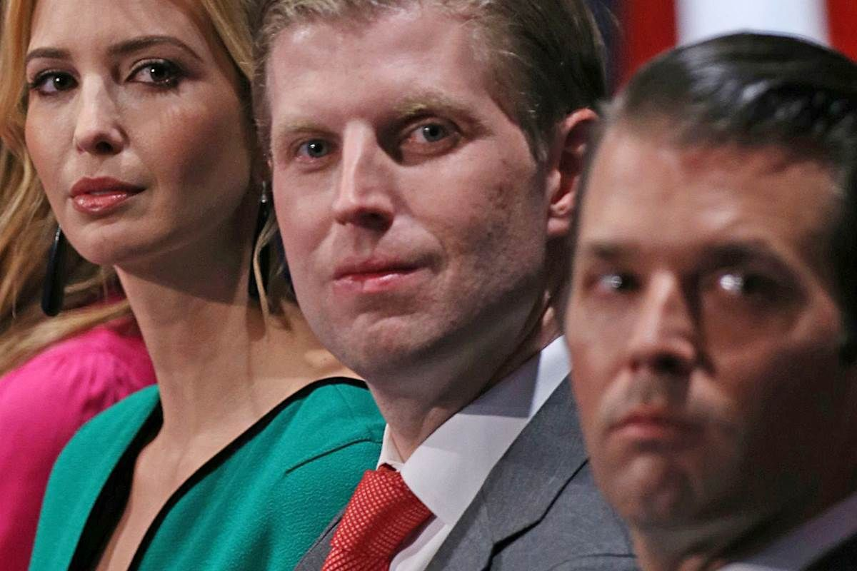 Trump Handing Over His Business to His Children Wouldn't Eliminate Conflicts | Buying time...
