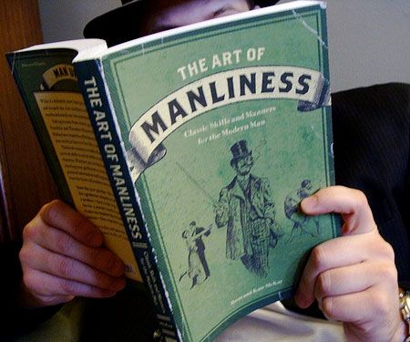 The art of manliness book list