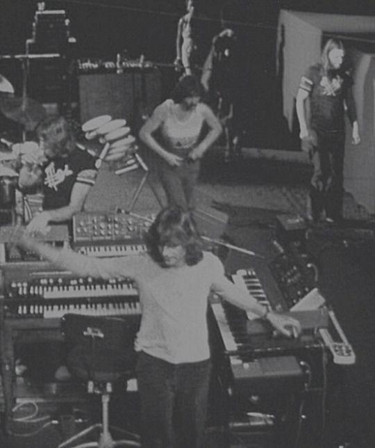 Pink Floyd Screaming Abdabs