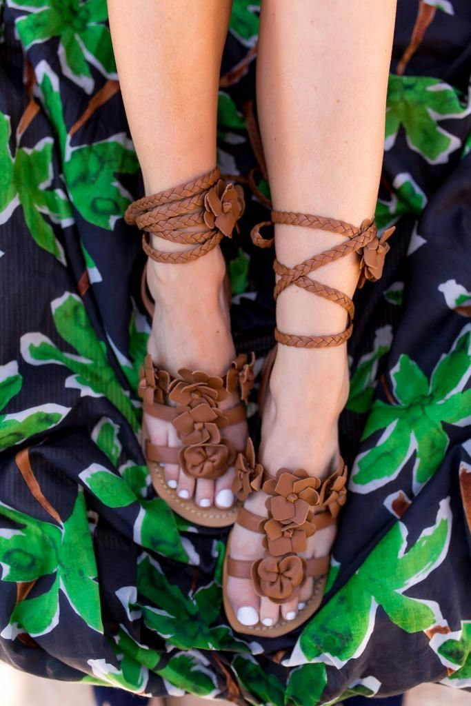 fa28ec651c2 Tory Burch Sandals - Tory Burch Blossom Gladiators - Nordstrom Lace Up  Sandals