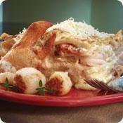 Seafood Lasagna Recipe Seafood lasagna recipes Seafood lasagna