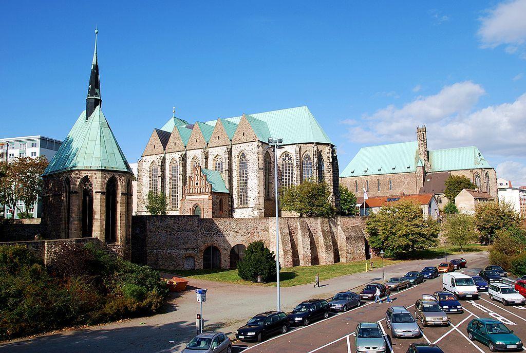 Magdeburg Magdeburg House Styles Church