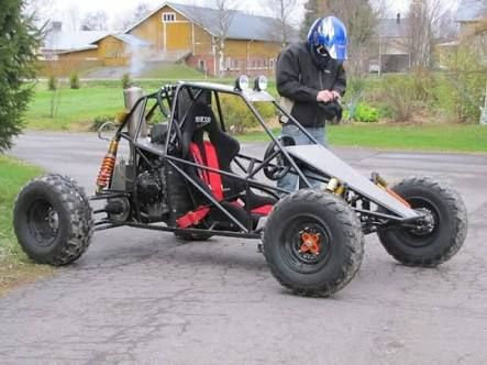 Image Result For Wheelbarrow Go Kart Rat Rods With Images Go
