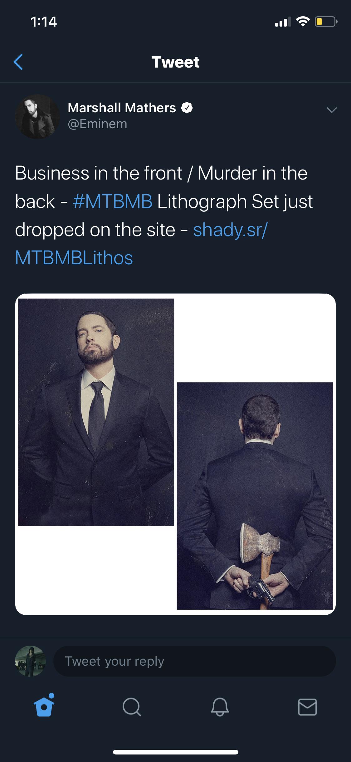 Pin by Jenn RoseMarie on Eminem in 2020 Eminem