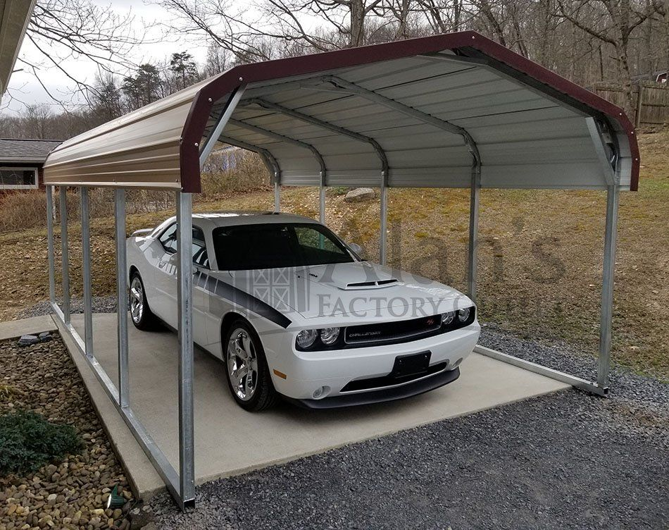 Pin by Alans Factory Outlet on Car Care Metal carports