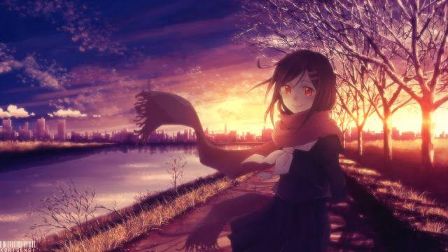 [PC] Ayano Tateyama - Kagerou Project Anime Wallpaper