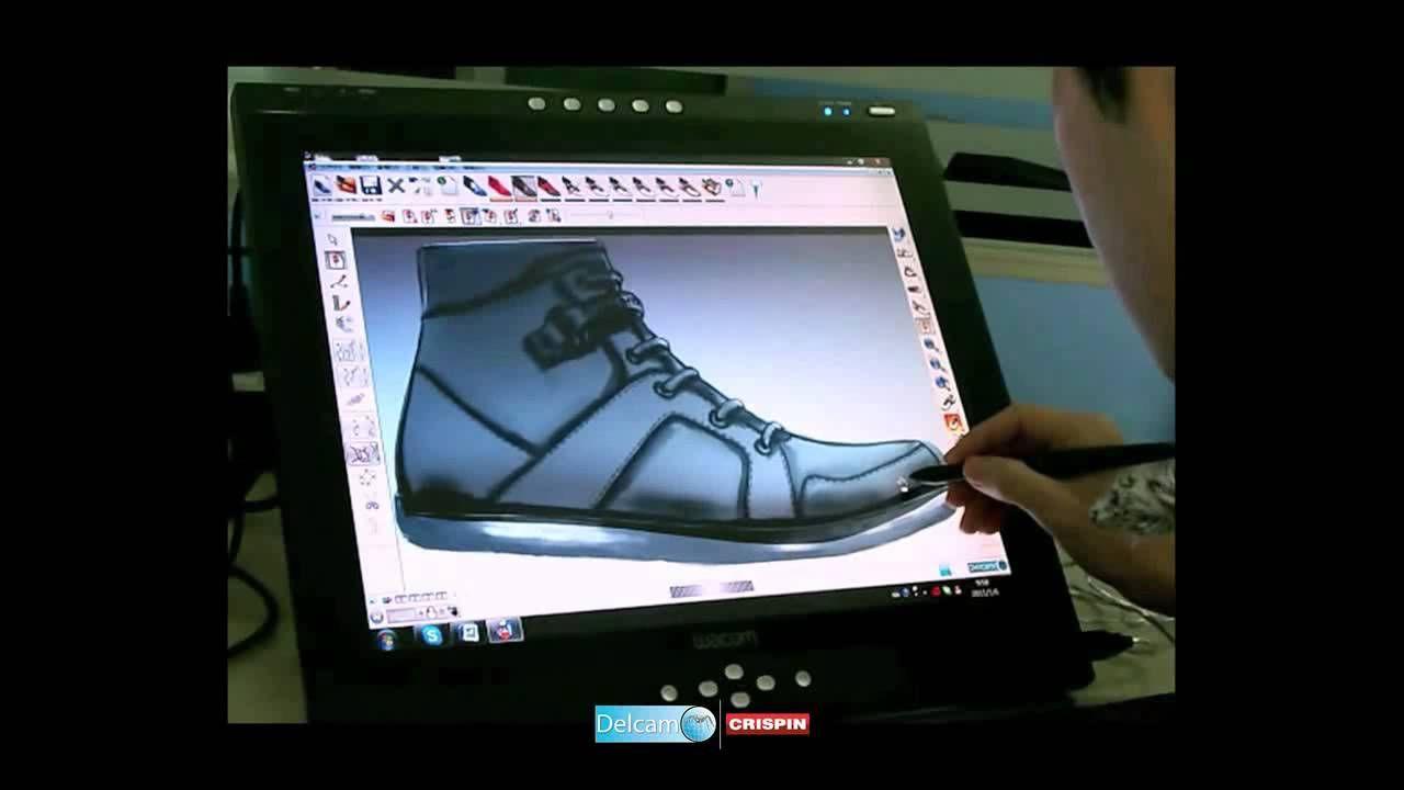 Delcam Crispin Shoemaker Demo Delcam 3d Printed Shoes Marvelous Designer