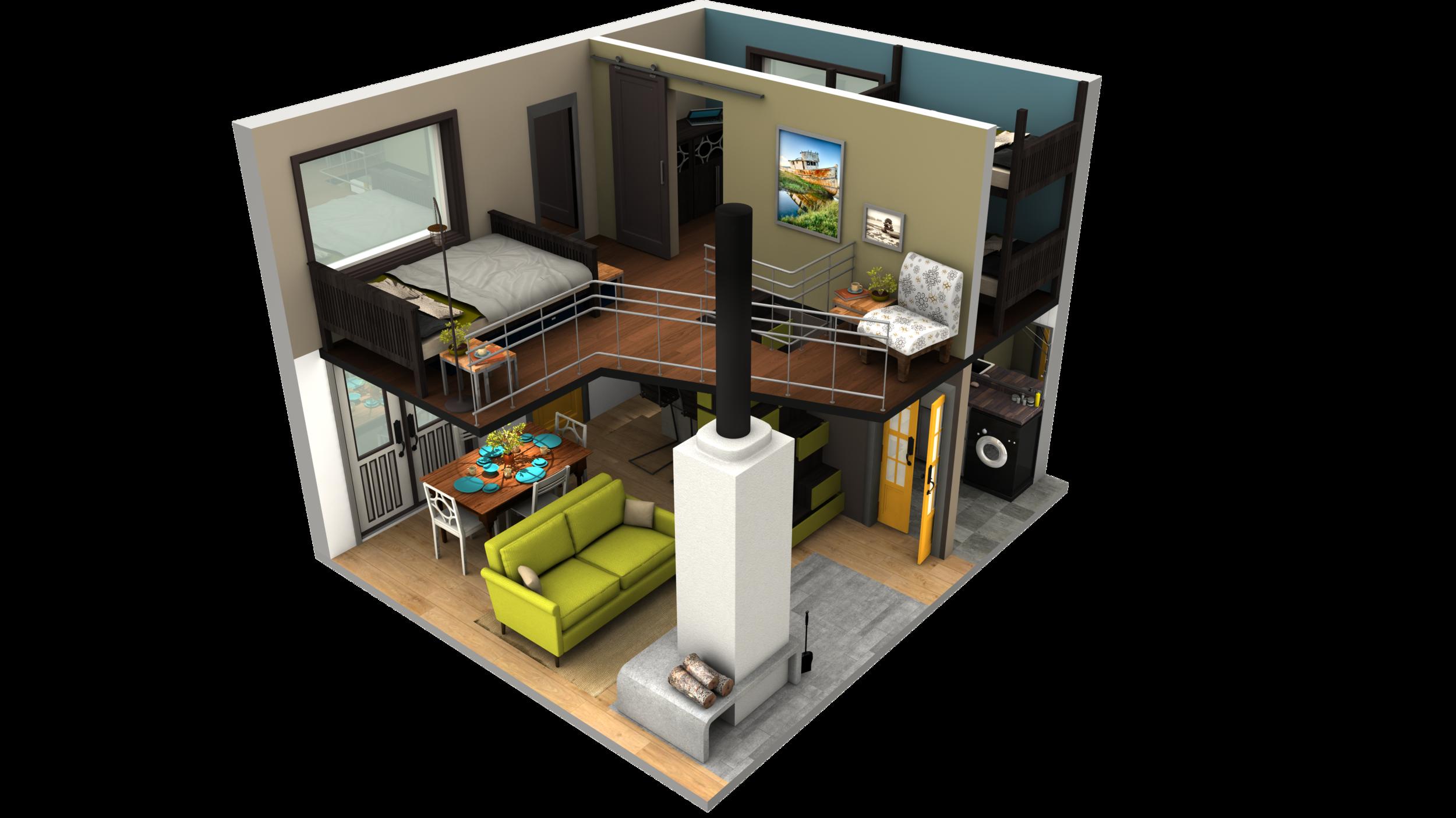 Www Chrisandmalissa Com Small House Design Tiny House Floor Plans Tiny House Plans