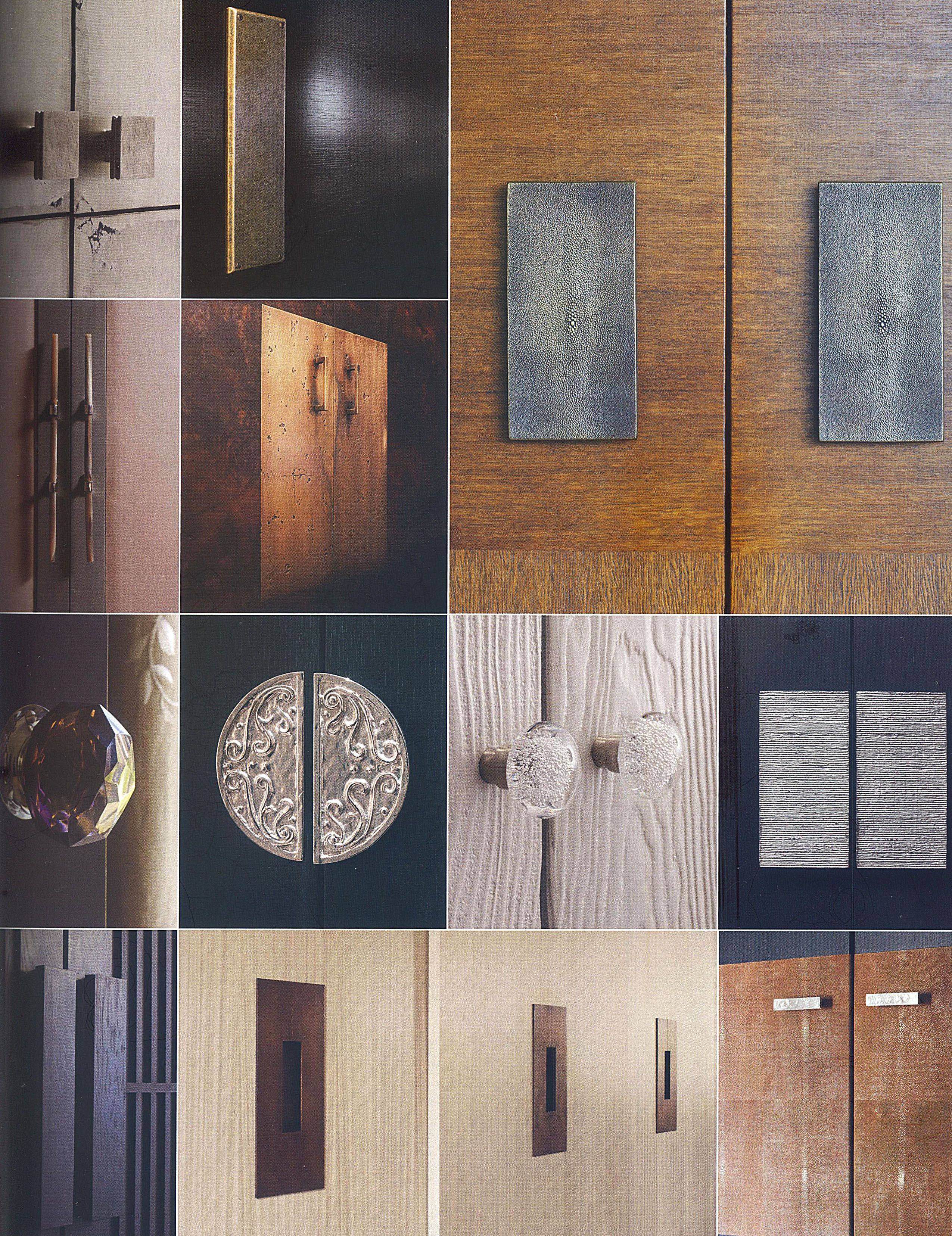 Kelly Hoppen door handles | Doors | Pinterest