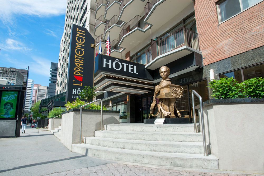 L Artement Hotel Downtown Montreal