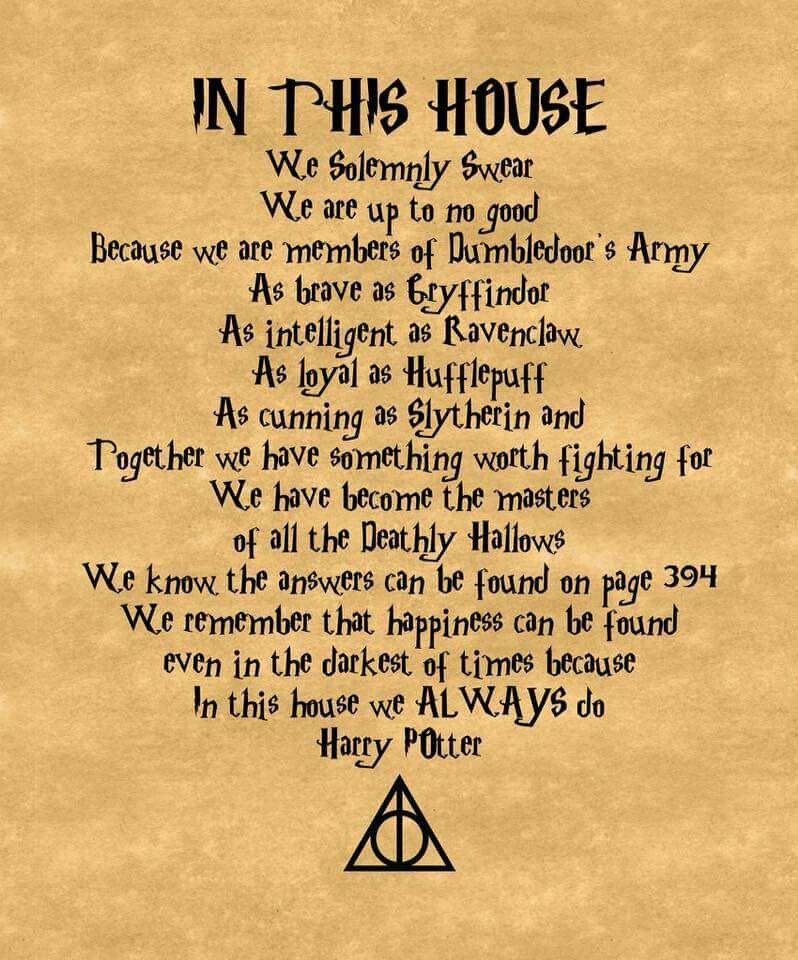 We Always Do Harry Potter Especially Because I'm Positive We Have Awesome Harry Potter Quotes