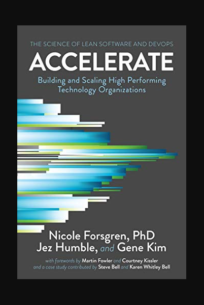Accelerate The Science Of Lean Software And Devops Buch Online Lesen In 2020 Acceleration Organizational Design Software
